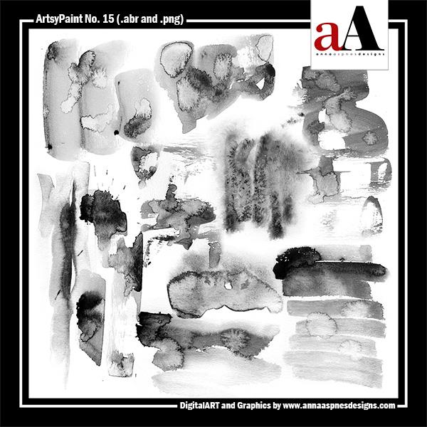 ArtsyPaint No. 15