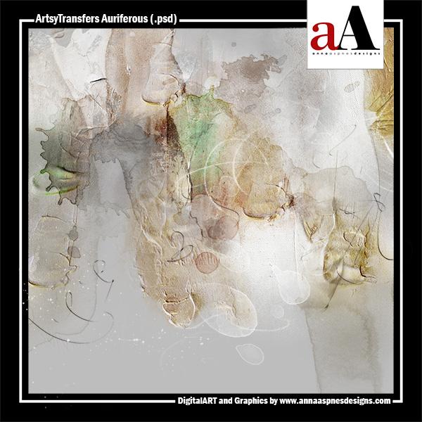 ArtsyTransfers Auriferous