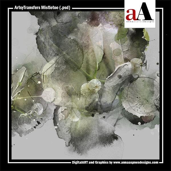 ArtsyTransfers Mistletoe