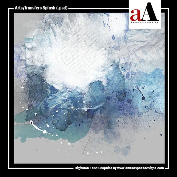 ArtsyTransfers Splash