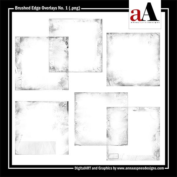 Brushed Edge Overlays No. 1