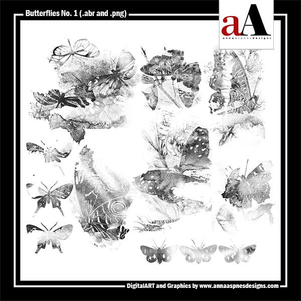 Butterflies No. 1