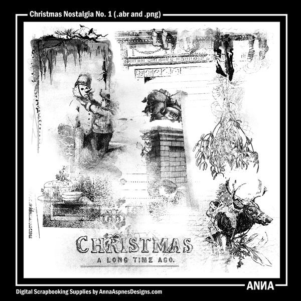 Christmas Nostalgia No. 1