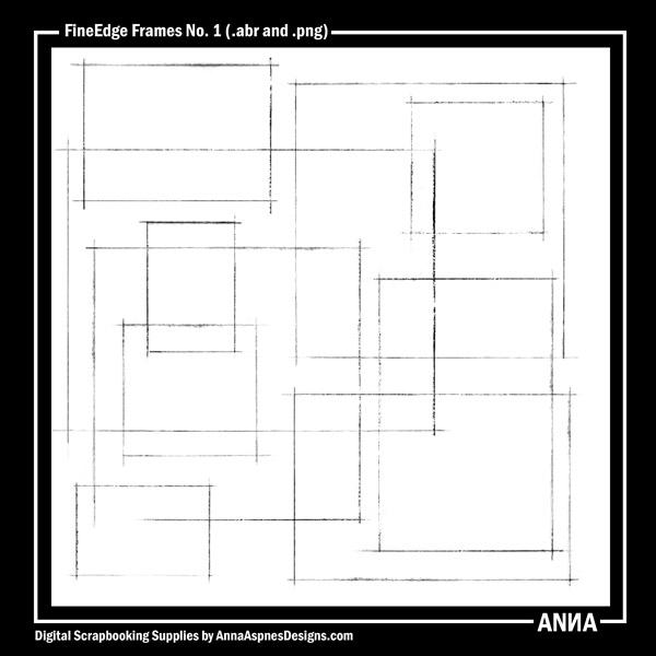 FineEdge Frames No. 1