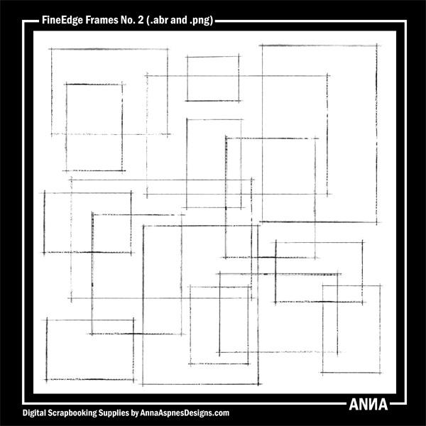 FineEdge Frames No. 2