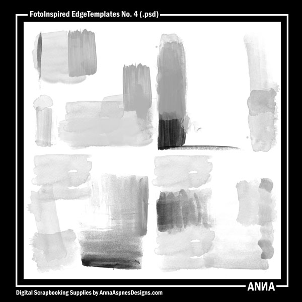 FotoInspired EdgeTemplates No. 4