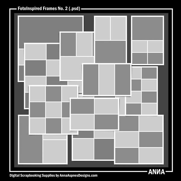 FotoInspired Frames No. 2