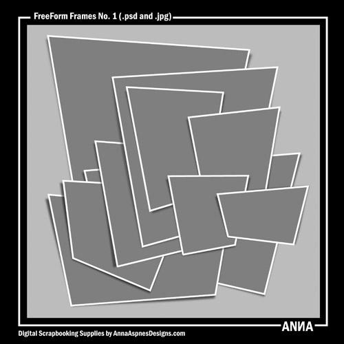 FreeForm Frames No. 1