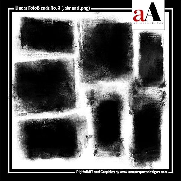 Linear FotoBlendz No. 3