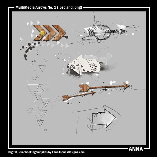 MultiMedia Arrows No. 1
