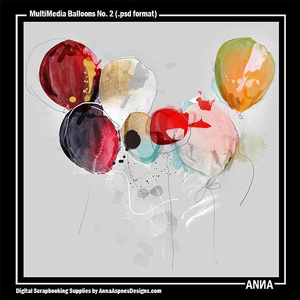 MultiMedia Balloons No. 2