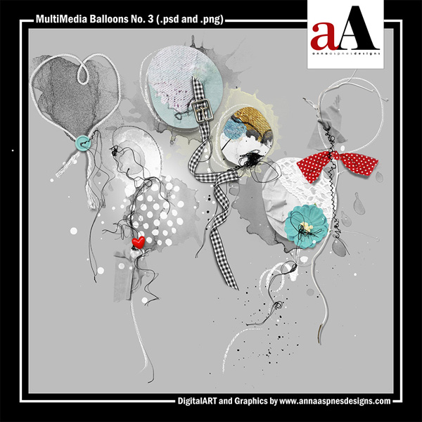 MultiMedia Balloons No. 3