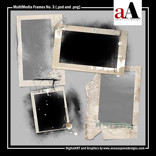MultiMedia Frames No. 3