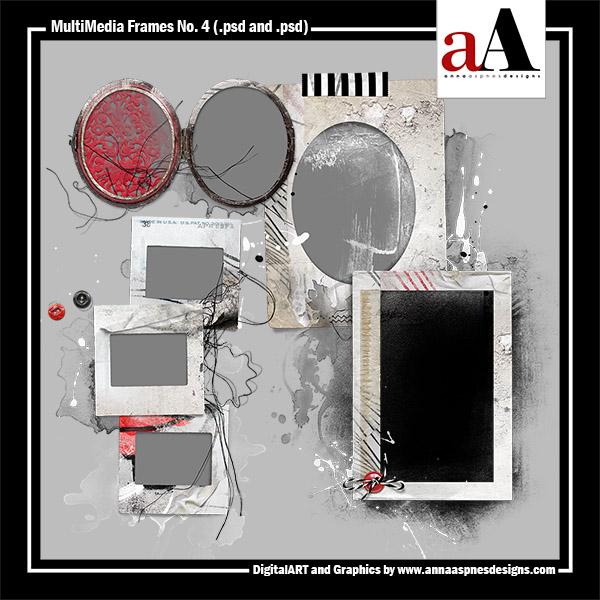 MultiMedia Frames No. 4