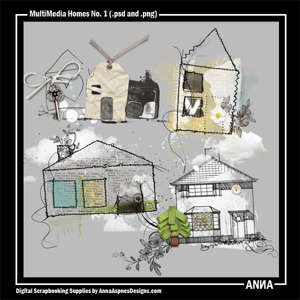 MultiMedia Homes No. 1
