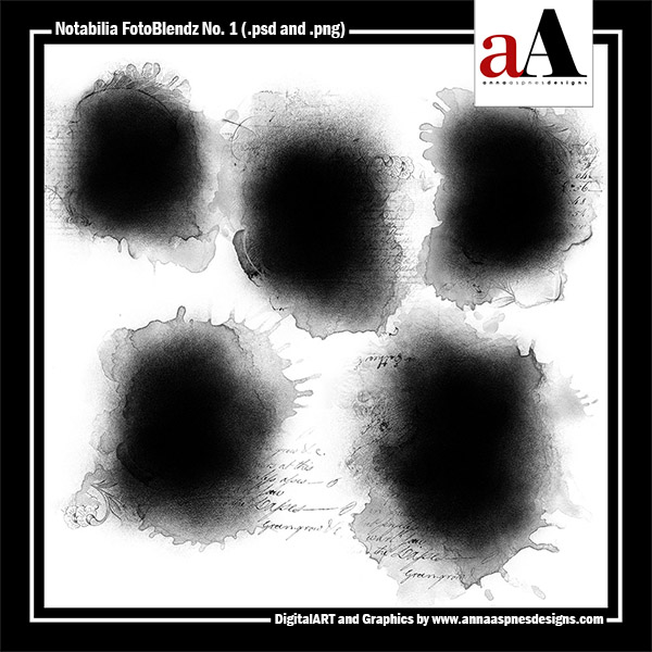 Notabilia FotoBlendz No. 1