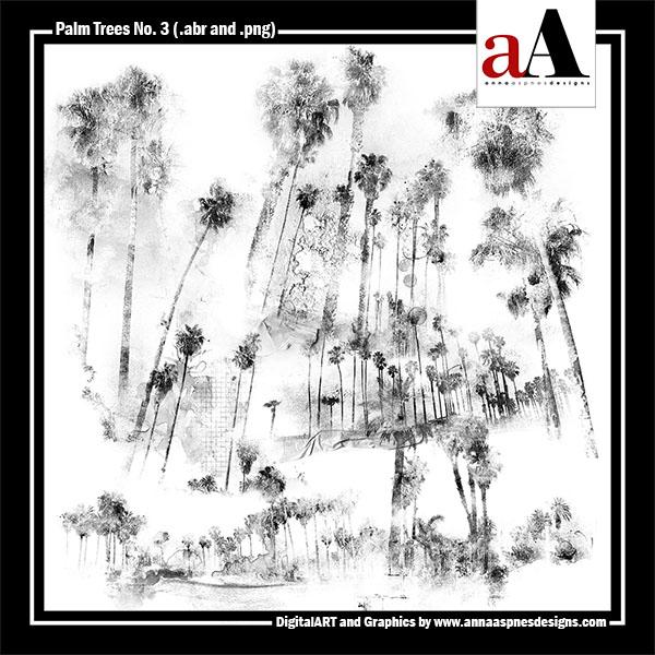 Palm Trees No. 3