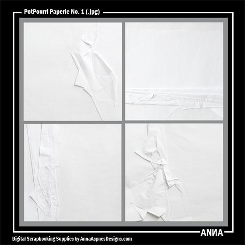 PotPourri Paperie No. 1