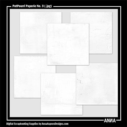 PotPourri Paperie No. 3