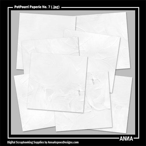 PotPourri Paperie No. 7