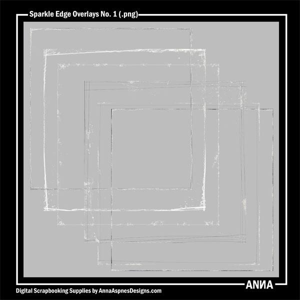 Sparkle Edge Overlays No. 1