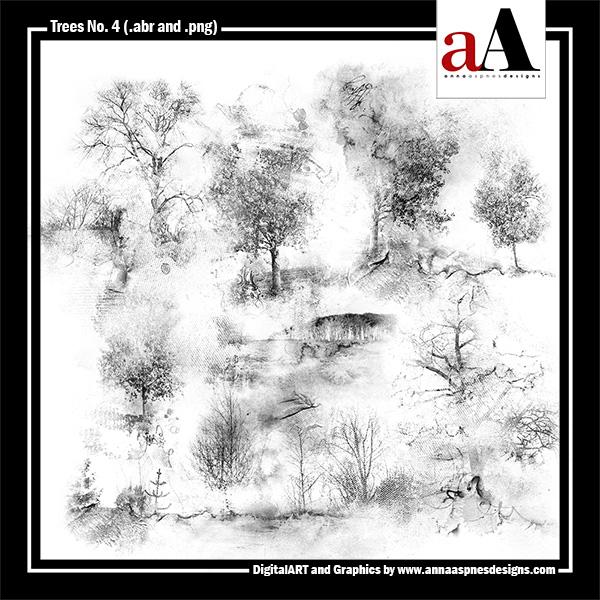 Trees No. 4