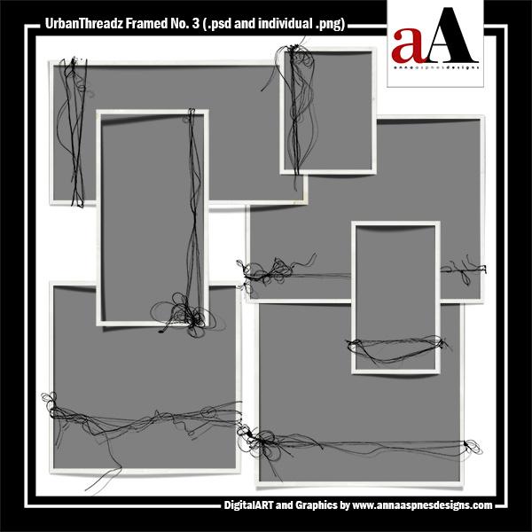 UrbanThreadz Framed No. 3