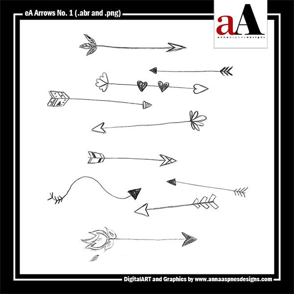 eA Arrows No. 1