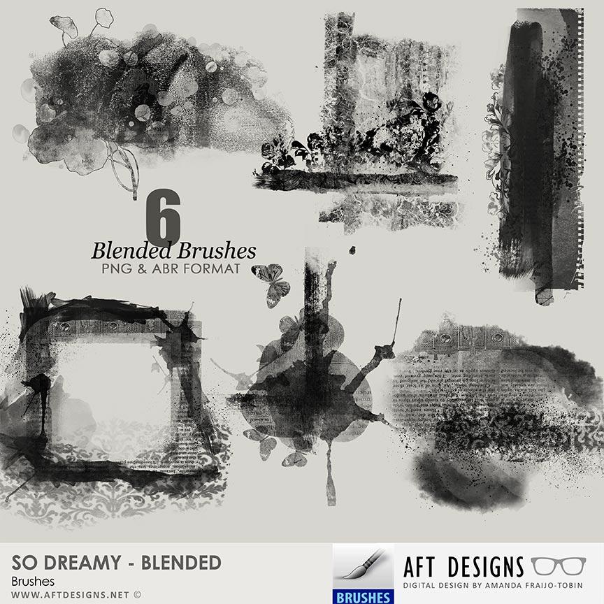 Brush Set: So Dreamy Blended