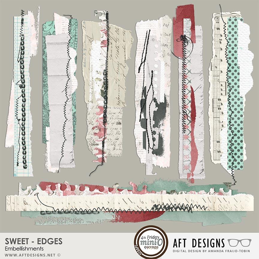 Sweet Edge Embellishments
