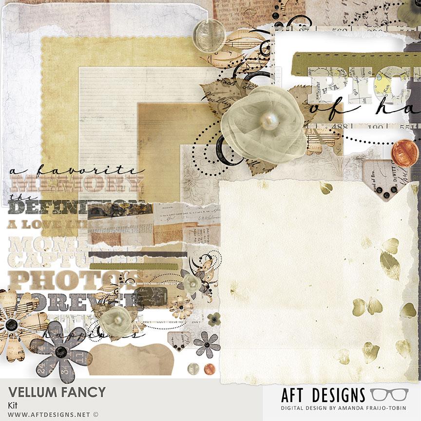 Vellum Fancy Kit