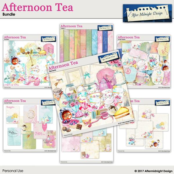 Afternoon Tea Bundle