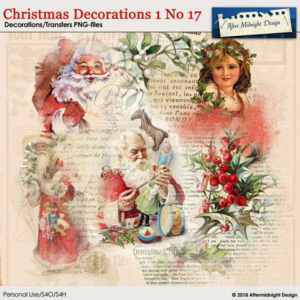 Christmas Decorations 17a