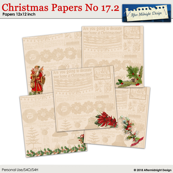 Christmas Papers No 17.2
