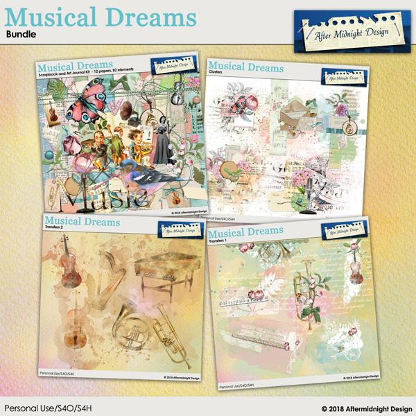 Musical Dreams Bundle