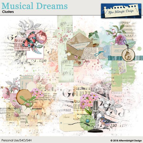 Musical Dreams Clusters