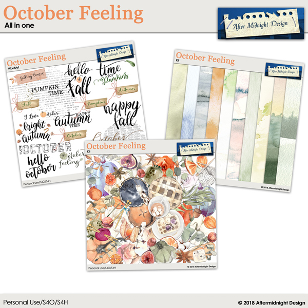 October Feeling All in one