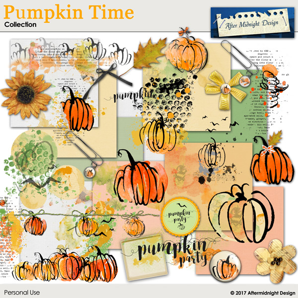 Pumpkin Time Collection