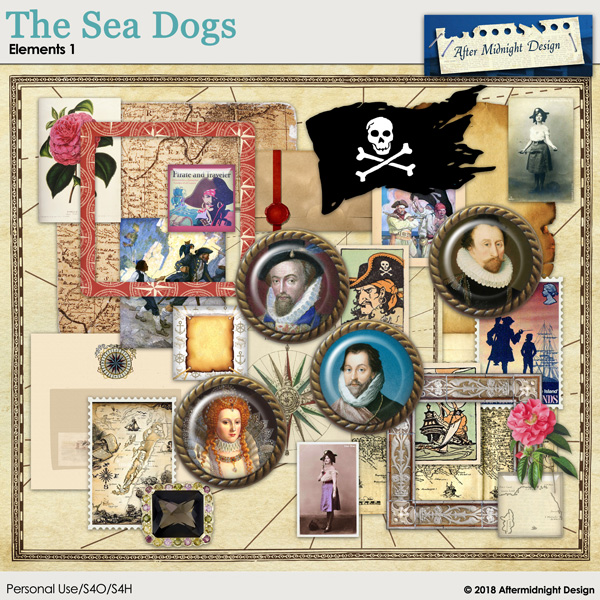 The Sea Dogs Element 1