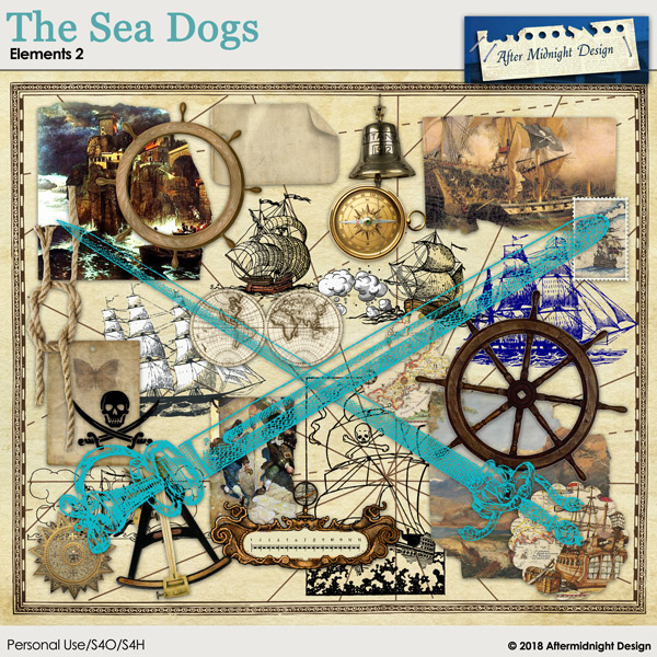 The Sea Dogs Element 2