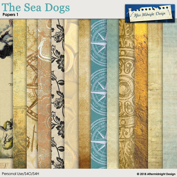 The Sea Dogs Papers 1