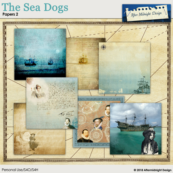 The Sea Dogs Papers 2