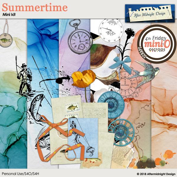 Summertime Mini Kit