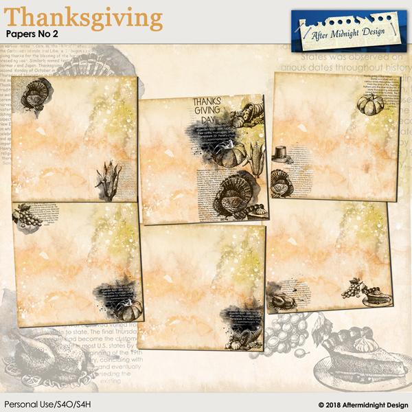 Thanksgiving Papes No2