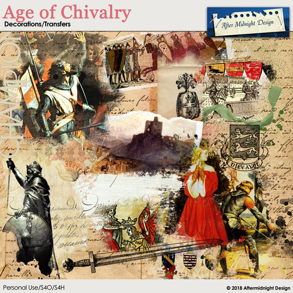 Age of Chivalry Decorations