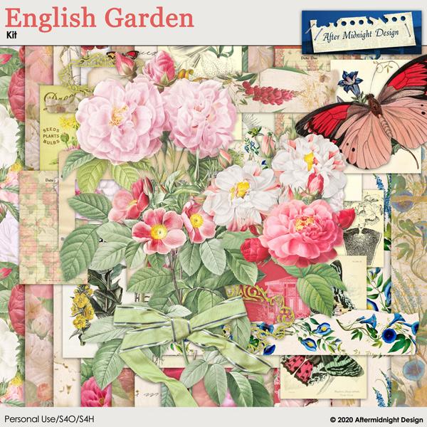 English Garden Kit
