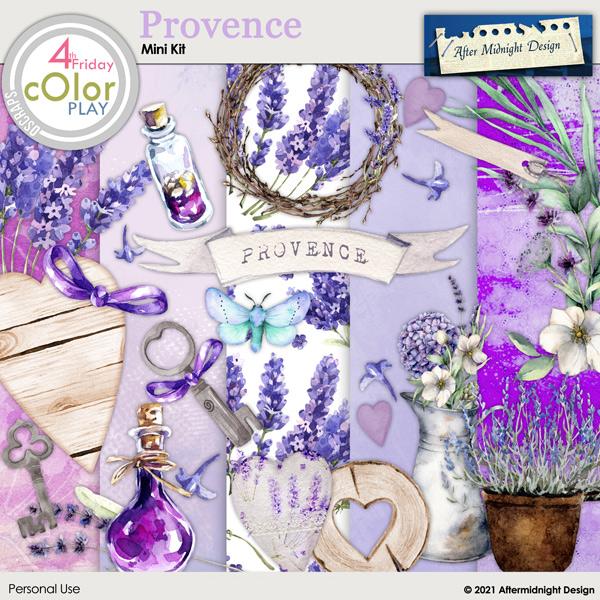Provence Mini Kit