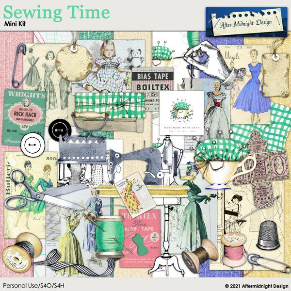 Sewing time Mini Kit