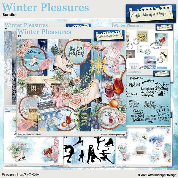 Winter Pleasures Bundle