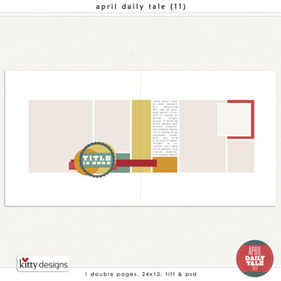 April Daily Tale 11
